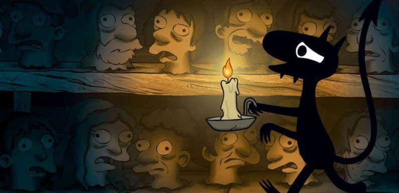 'Disenchantment': Who Is the Voice Behind Luci?