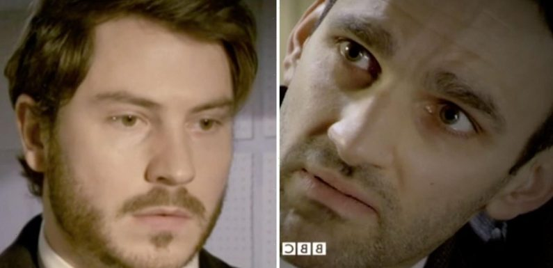 EastEnders hints Gray Atkins will kill again as Kush and Whitney's escape plan takes nightmare turn