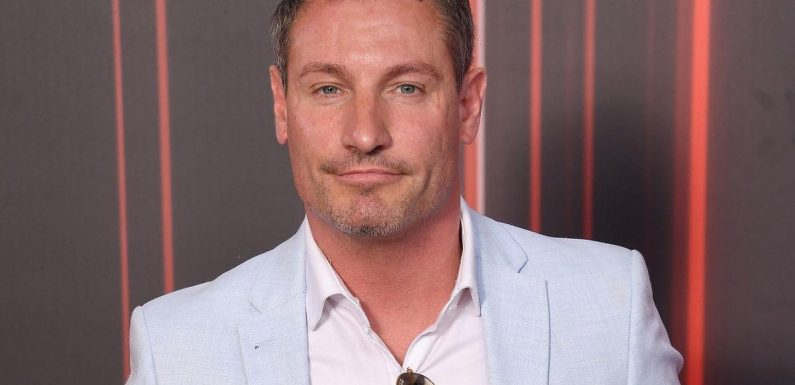 EastEnders star Dean Gaffney snubbed by woman with 'Britain's biggest breasts'