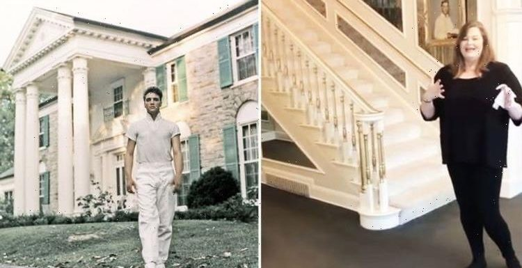 Elvis Presley: Graceland attic's mystery items shared by archivist who preserves upstairs