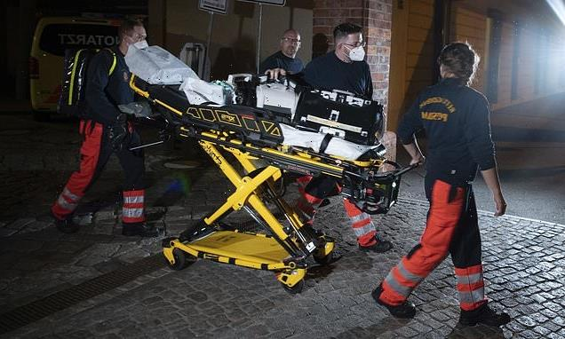 Four patients killed at German care centre for the disable