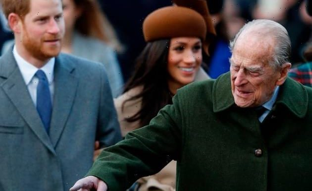 Fox News Blames Meghan Markle, Oprah for Prince Philip Dying at Age 99