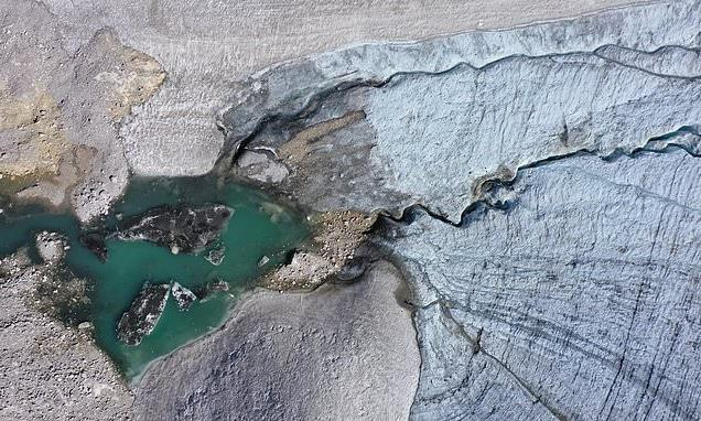 Germany's glaciers could disappear in just 10 YEARS
