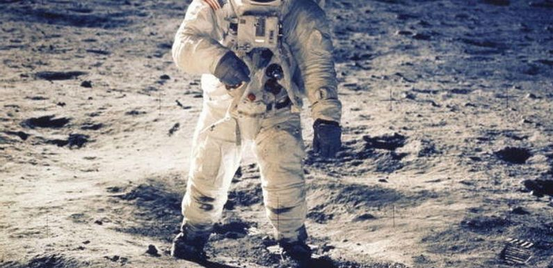 Incredible story of man who 'had sex on the moon' in multi-million NASA heist