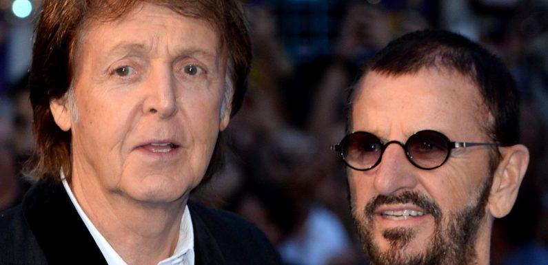 Inside Paul McCartney's Friendship With Ringo Starr