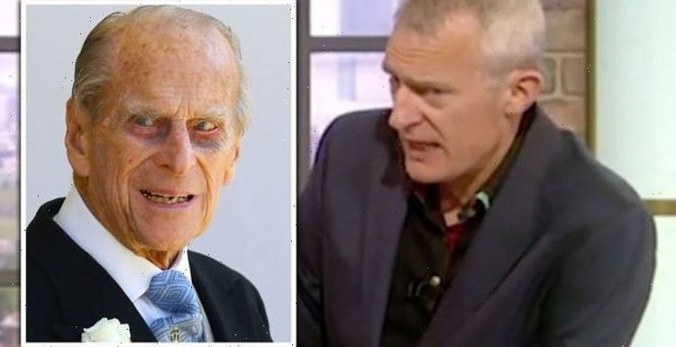 Jeremy Vine 'race-baiting' discussion over Prince Philip's funeral sparks Ofcom complaints