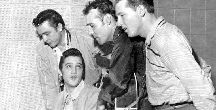 Johnny Cash Elvis Presley: The story behind their epic recording session