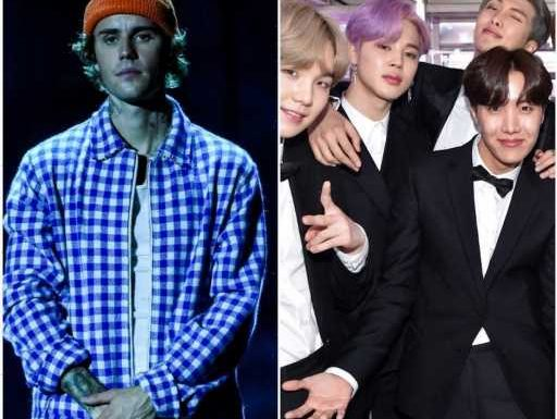 Justin Bieber and BTS' New Collaboration Is Going to Be Explosive