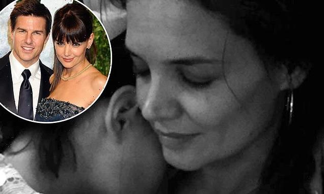 Katie Holmes shares never-seen-before images of Suri Cruise