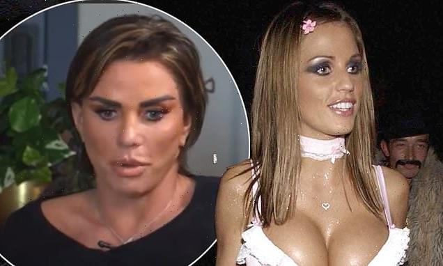 Katie Price, 42, discusses her plastic surgery history