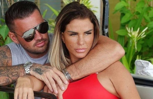 Katie Price's partner Carl Woods branded 'disgrace' for teasing Harvey with cake