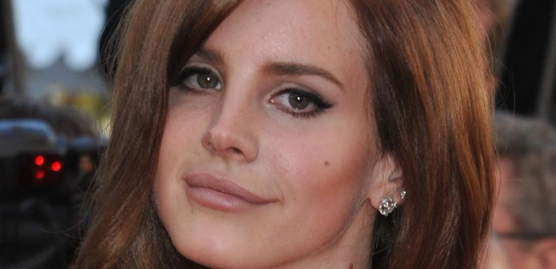 Lana Del Rey's New Album Artwork Is Turning Heads. Here's Why