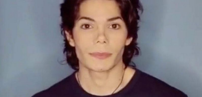 MJ lookalike sparks bonkers claims singer is 'alive' with uncanny appearance