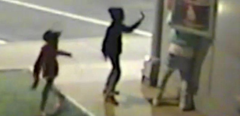 Man with 2 kids burglarizes NYC frozen yogurt shop