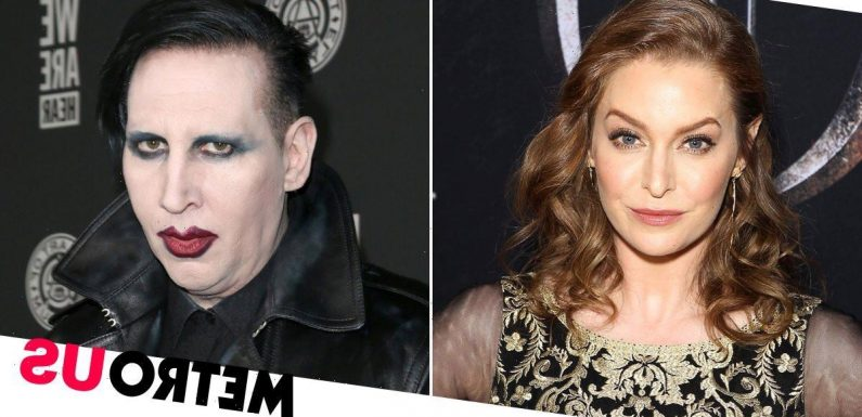 Marilyn Manson sued for sexual assault by Game of Thrones actress