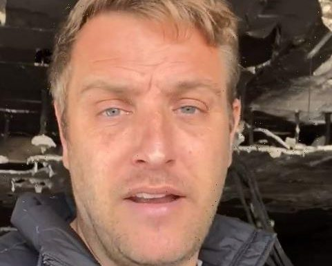 Mark Wright slams cruel arsonists who burnt down Elliott Wright's bar and says he's 'broken enough after losing his dad'