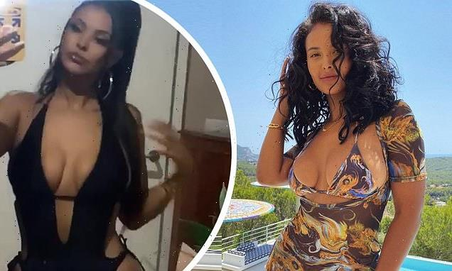 Maya Jama vows to continue wearing racy outfits after facing criticism