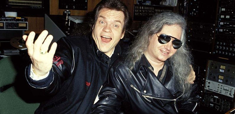 Meat Loaf and Celine Dion's songwriter and producer Jim Steinman dies 'suddenly'