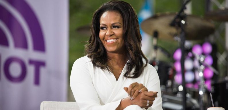 Michelle Obama: How to Make the Former First Lady's Go-to Red Velvet Cake