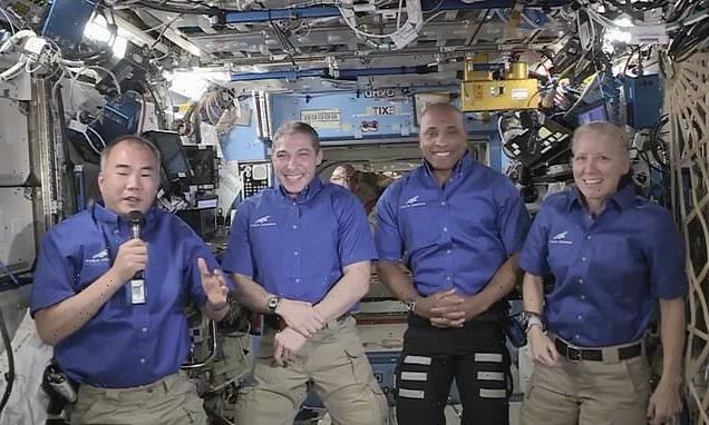 NASA DELAYS the return of SpaceX's Crew-1 astronauts until Saturday