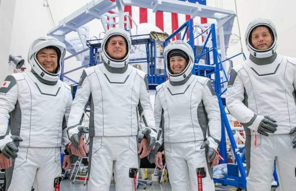 NASA, SpaceX to launch Crew-2 mission after weather delay