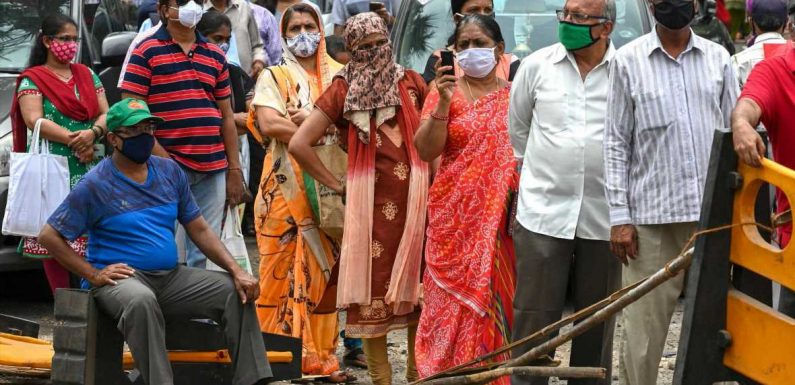 New 'Bengal Covid variant' erupts in India amid fears it's driving surge in cases