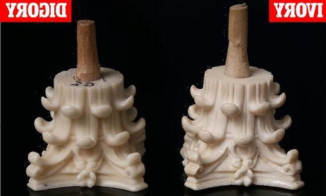 New 3D printed ivory alternative could end the illegal trade market