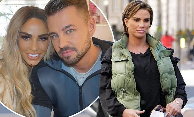 Newly-engaged Katie Price reveals she will get married THIS YEAR