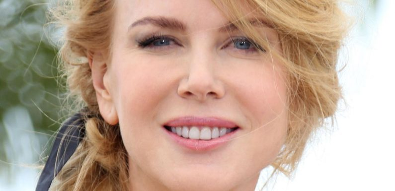 Nicole Kidman Is Seen As Lucille Ball For First Time Ahead Of Comedy Legend's Biographical Drama
