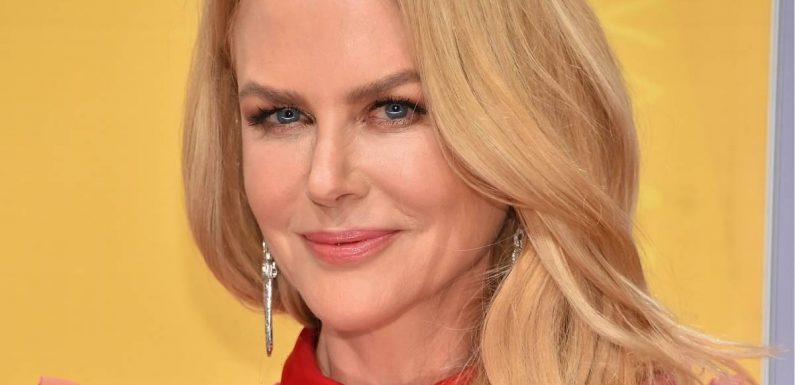 Nicole Kidman marks special occasion inside her very modern bedroom – and it's huge!