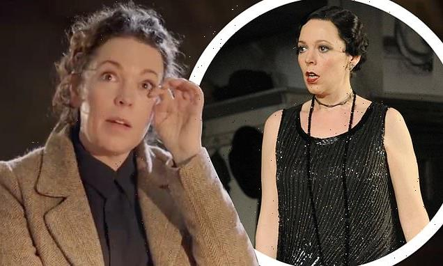 Olivia Colman reveals she's had hypnotherapy to conquer stage fright
