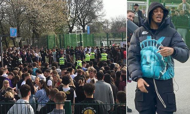 Organiser of surprise AJ Tracey gig is fined £10,000
