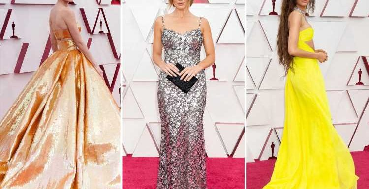 Oscars 2021: How to recreate the best looks from the Academy Awards on the high street