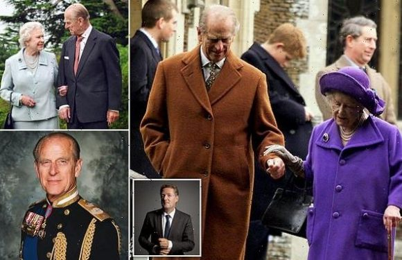 PIERS: MORGAN: Philip's guide to royal survival should be his legacy