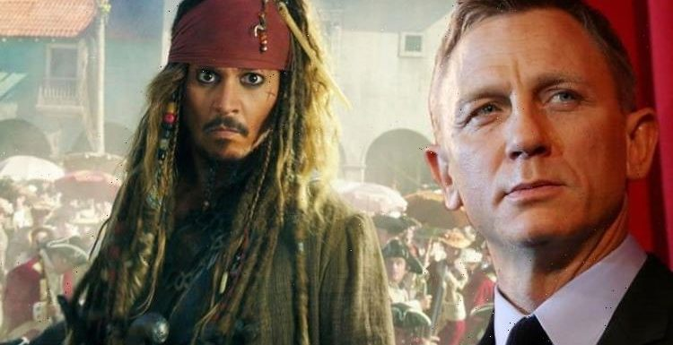 Pirates of the Caribbean: Johnny Depp nearly worked with another James Bond star