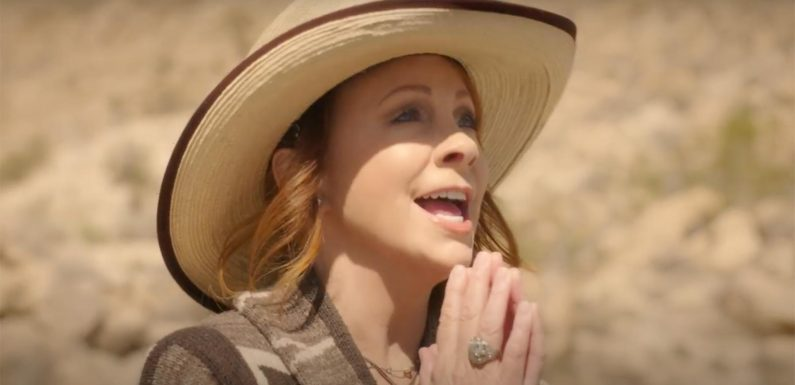 Reba McEntire Stands Firm in 'Somehow You Do' Video