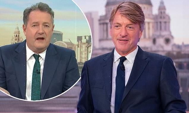 Richard Madeley 'is tipped to replace Piers Morgan on GMB'