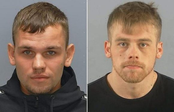 Robbers jailed after tying terrified pensioner to stairs during raid