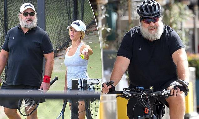 Russell Crowe determined to lose weight before wedding