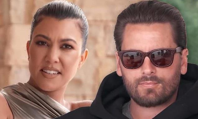 Scott Disick tells Kourtney 'it hurts' to see her with other men