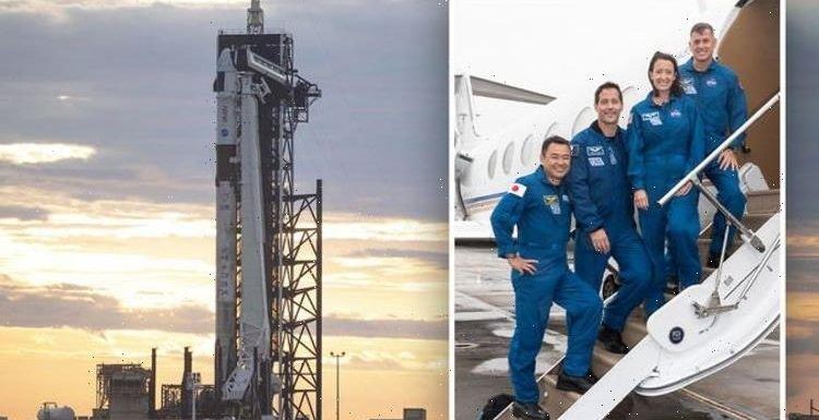 SpaceX Crew-2 launch: What time will SpaceX and NASA launch astronauts to the ISS?