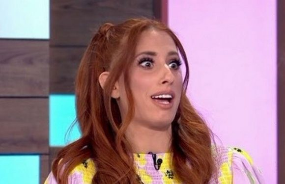 Stacey Solomon leaves Loose Women co-stars in hysterics over remark about vagina