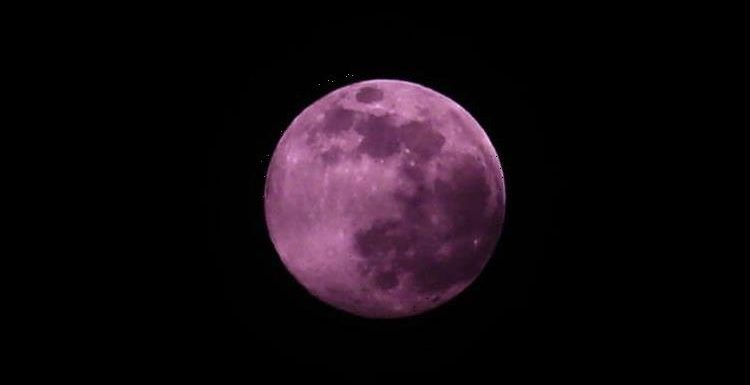 Supermoon tonight: How big will the April Pink Moon get?