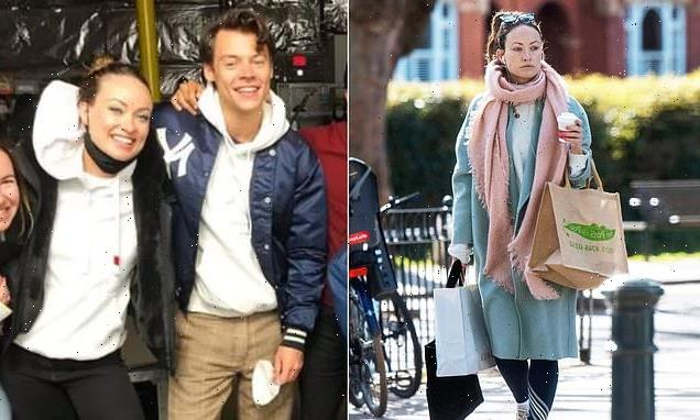 TALK OF THE TOWN: Is Olivia still Wilde about young Harry Styles?