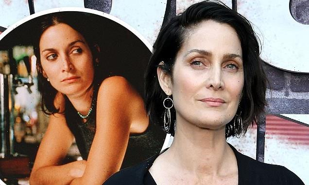 The Matrix's Carrie-Anne Moss was offered a grandmother role at 40