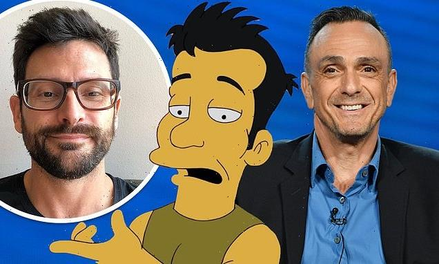 The Simpsons recasts a second character voiced by Hank Azaria