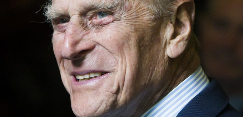 The Truth About What Prince Philip's Coffin Flowers Really Mean