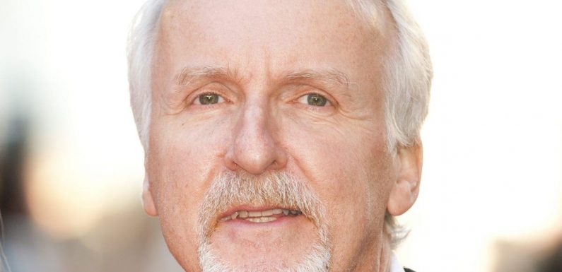'Titanic' Director James Cameron Saw the Film's Very First Fan Watch the Movie