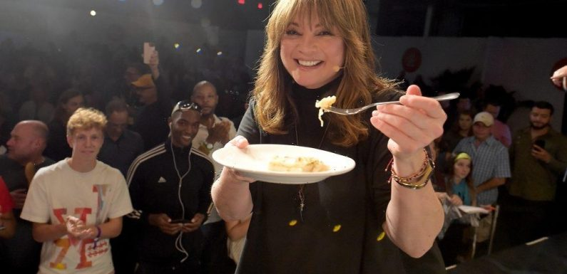 Valerie Bertinelli Shared Her '2nd Most Popular Recipe' on Food Network and It's the 'Flavor of Spring' on a Plate