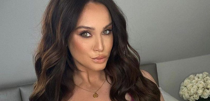 Vicky Pattison says her boobs and bum 'makes her feel sexiest she's ever felt'